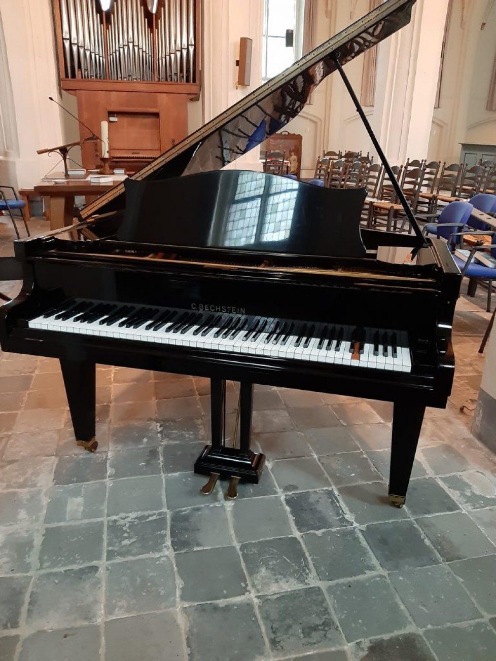 Pianorecital in Protestantse kerk te Bergharen